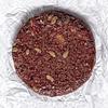 Hamburguesa Katana: Poroto Rojo + Salsa BBQ