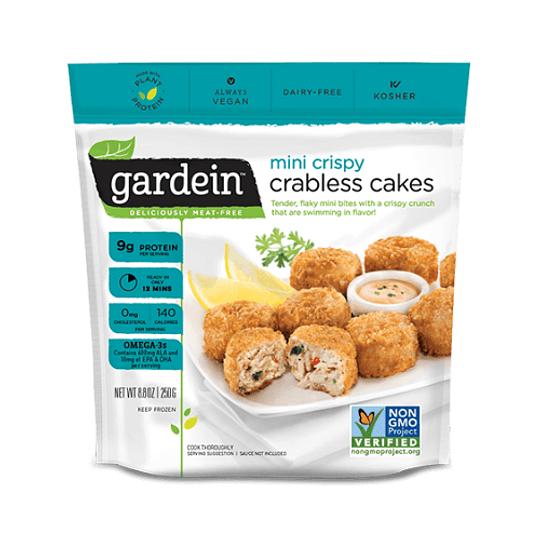 Crabless Cakes (tipo nuggets de jaiba) - Gardein