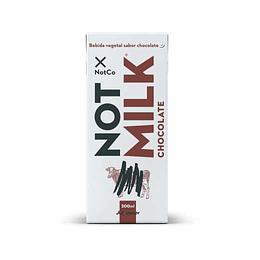 Not Milk Individual, Chocolate - 200ml
