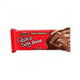 Choco Soy Break (obleas bañadas en chocolate)