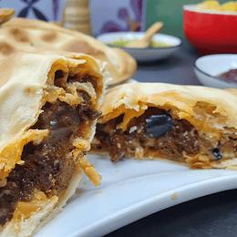 Empanada Pino Veggie - This is Vegan