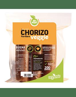 Chorizo Vegetal - Vegusta (3 unid.)