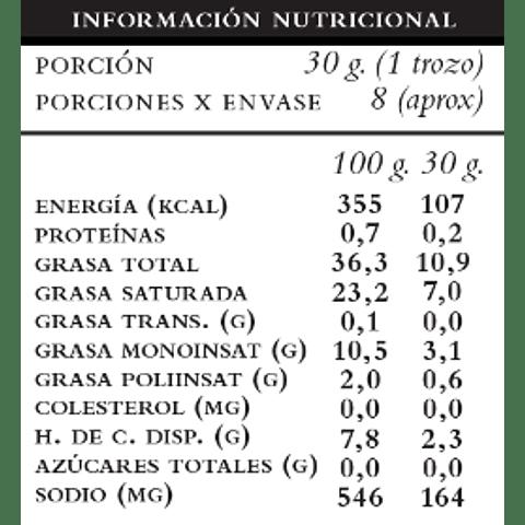 Mantecoso de Almendras - Pepilú