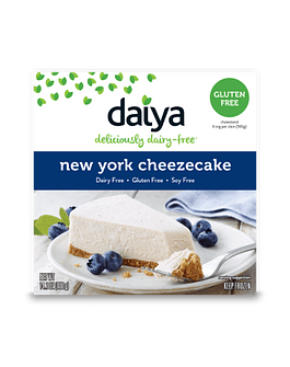 Cheezecake estilo New York - Daiya