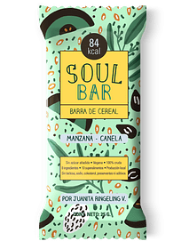 Soul Bar - Manzana Canela (25g)