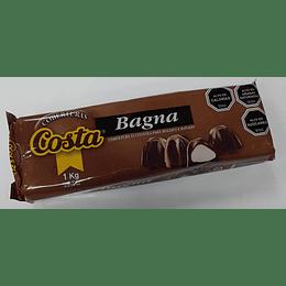 Cobertura de Chocolate 1kg - Costa Bagna