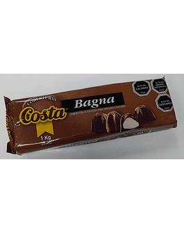 Cobertura de Chocolate - Costa Bagna