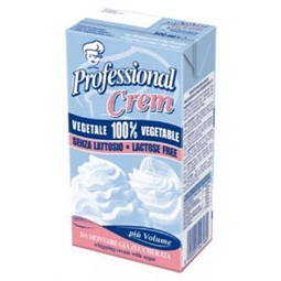 Crema Vegetal tipo Chantilly 1 litro - Professional Crem