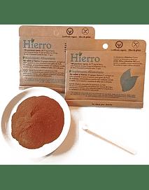 Hierro en polvo - Dulzura Natural (11g)