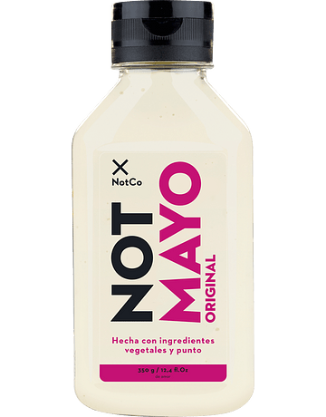 Not Mayo Sabor Original (350g)