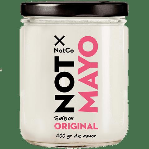 Not Mayo Sabor Original - Vidrio (400g)