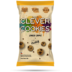 Clever Cookies Chocolate Chips