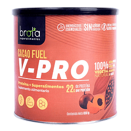 Proteina en Polvo Brota - Cacao Fuel