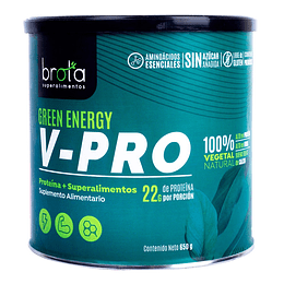 Proteina en Polvo Brota - Green Energy