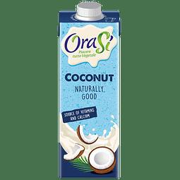Bebida Vegetal de Coco - OraSi (1 litro)