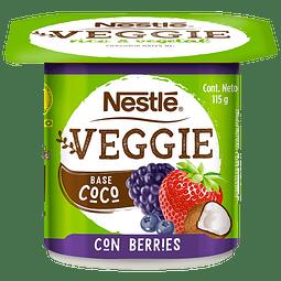 Yogurt Veggie Coco Berries