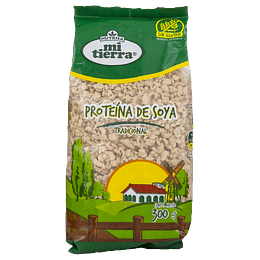 Proteina de Soya Tradicional - Mi Tierra