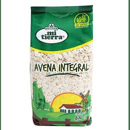 Avena Integral Sin Gluten - Mi Tierra