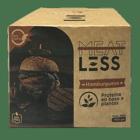 Hamburguesas Meatless (4un)