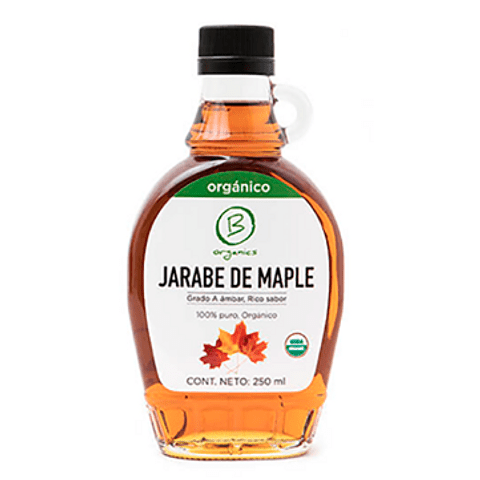 Jarabe de Maple B Organics 250ml