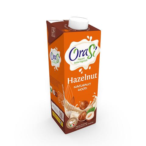 Bebida Vegetal de Avellanas - OraSi (1 litro)