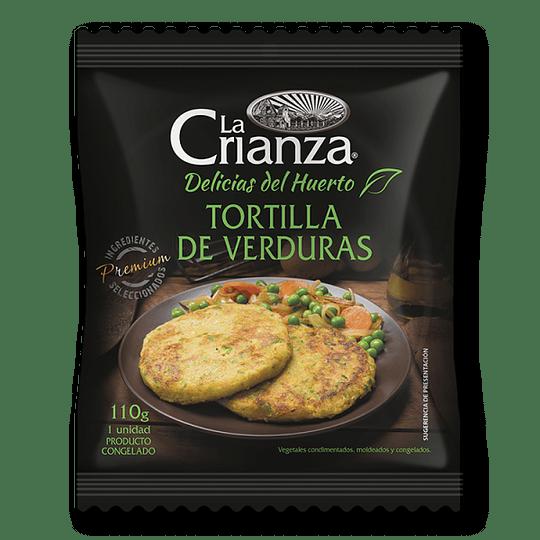Tortilla de Verduras - La Crianza (110g)