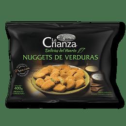 Nuggets de Verduras - La Crianza (400g)