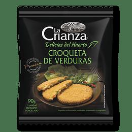 Croquetas de Verduras - La Crianza (90g)