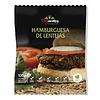 Hamburguesa de Lentejas - Vegmonkey