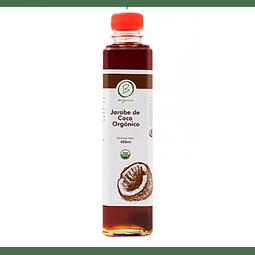Jarabe de Coco 420ml - Be Organics