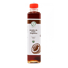 Jarabe de Coco - Be Organics (420ml)