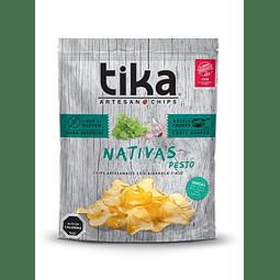 Chips Tika Nativas 180g - Pesto