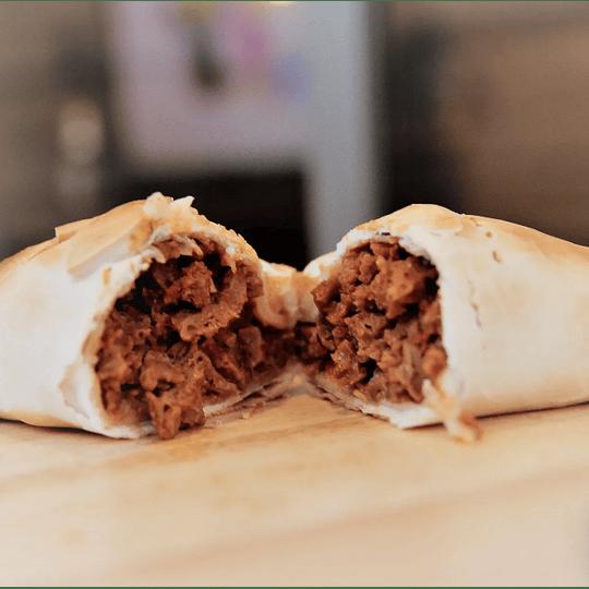 Empanada Pino de Seitán - Bien Argento