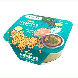 Hummus Albahaca Fresca 290g - Babar