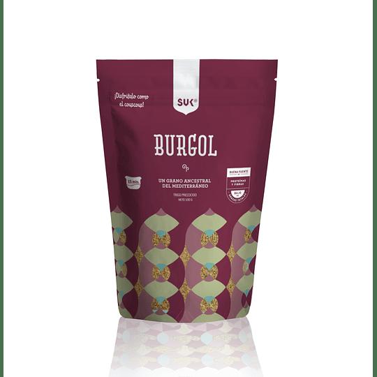 Burgol 500g - Suk