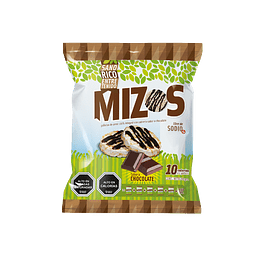 Galletas Mizos Chocolate