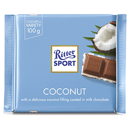 Chocolate Ritter Sport Coco