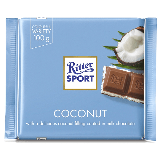 Chocolate Ritter Sport Coco