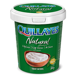 Yoghurt Natural Quillayes 800g