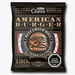 American Burger - La Crianza