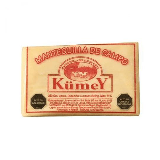 Mantequilla de Campo KUMEY 250 grs