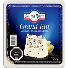 Queso Azul Grand' Blu 100g - Santa Rosa