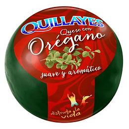 Queso Edam Oregano - Quillayes
