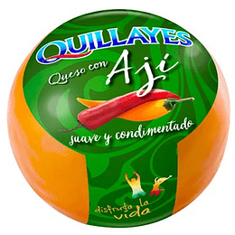 Queso Edam Aji - Quillayes