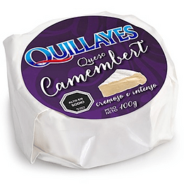 Queso Camembert 100g - Quillayes