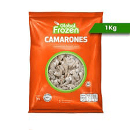 Camarones con Cáscara Calibre 36/40 1kg - Global Frozen