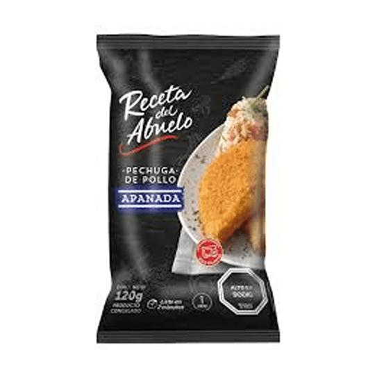Pechuga de Pollo Apanada, Receta del Abuelo - PF