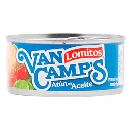 Atun en Aceite 184g - Van Camp's