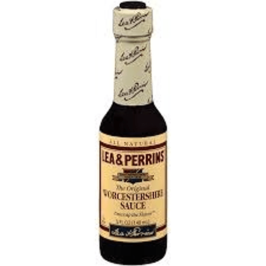 Salsa Inglesa 148ml - Lea & Perrins