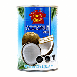 Bebida de Coco 400ml - Chef's Choice